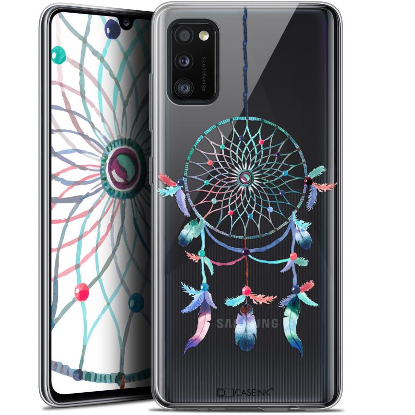 """Coque Gel Samsung Galaxy A41 (6.1"""") Extra Fine Dreamy - Attrape Rêves Rainbow"""