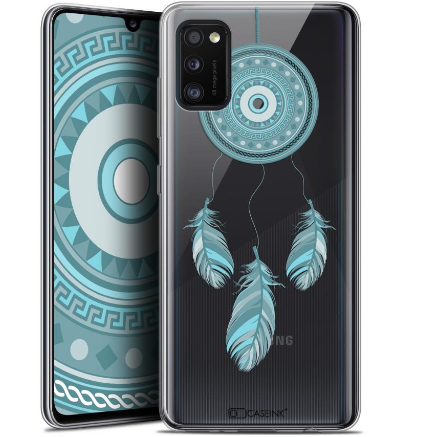 """Coque Gel Samsung Galaxy A41 (6.1"""") Extra Fine Dreamy - Attrape Rêves Blue"""