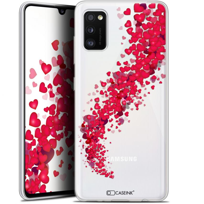 "Coque Gel Samsung Galaxy A41 (6.1"") Extra Fine Love - Tornado"