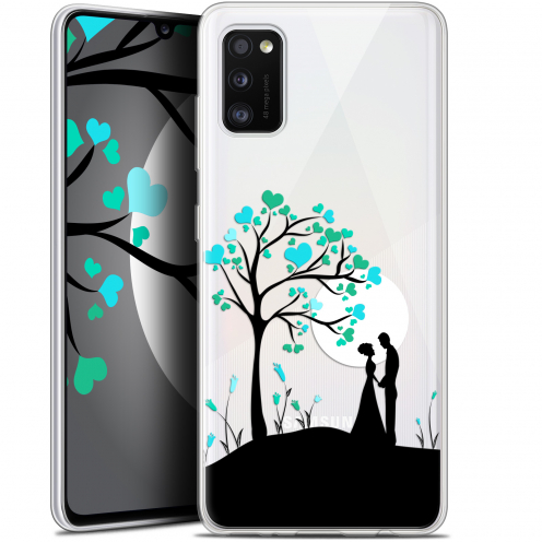 "Coque Gel Samsung Galaxy A41 (6.1"") Extra Fine Love - Sous l'arbre"