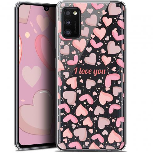 "Coque Gel Samsung Galaxy A41 (6.1"") Extra Fine Love - I Love You"