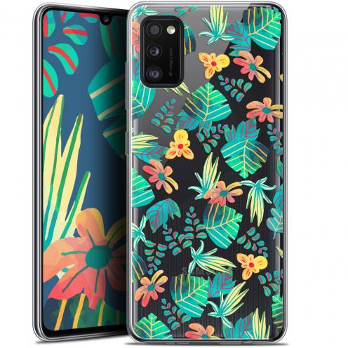 "Coque Gel Samsung Galaxy A41 (6.1"") Extra Fine Spring - Tropical"