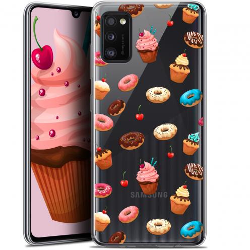 "Coque Gel Samsung Galaxy A41 (6.1"") Extra Fine Foodie - Donuts"