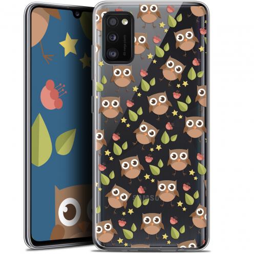 """Coque Gel Samsung Galaxy A41 (6.1"""") Extra Fine Summer - Hibou"""