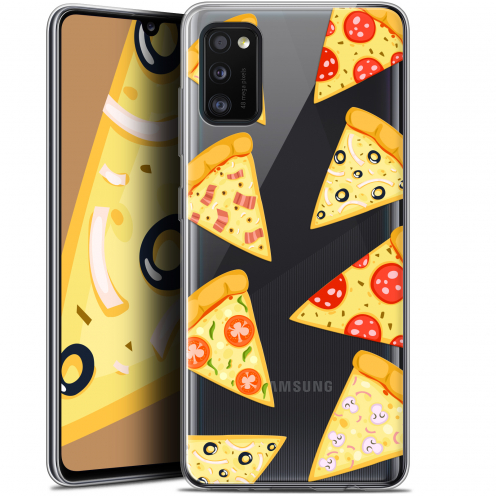 "Coque Gel Samsung Galaxy A41 (6.1"") Extra Fine Foodie - Pizza"