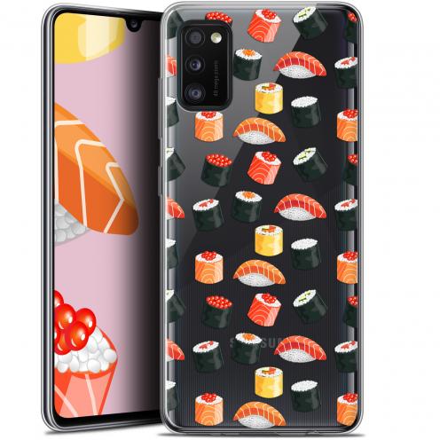 """Coque Gel Samsung Galaxy A41 (6.1"""") Extra Fine Foodie - Sushi"""