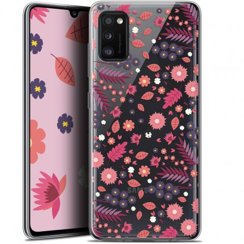 "Coque Gel Samsung Galaxy A41 (6.1"") Extra Fine Spring - Printemps"