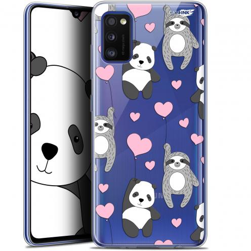 "Coque Gel Samsung Galaxy A41 (6.1"") Extra Fine Motif - Panda'mour"