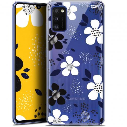 "Coque Gel Samsung Galaxy A41 (6.1"") Extra Fine Motif - Marimeko Style"