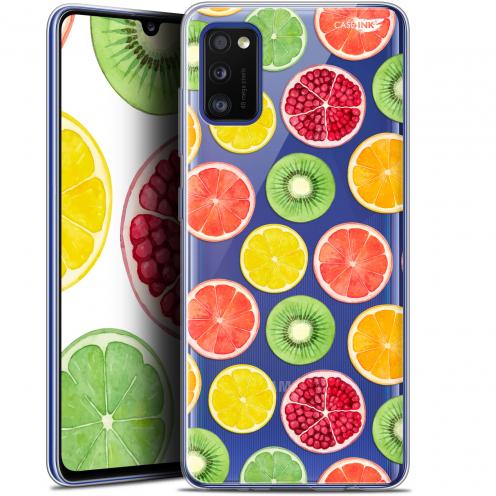 """Coque Gel Samsung Galaxy A41 (6.1"""") Extra Fine Motif - Fruity Fresh"""