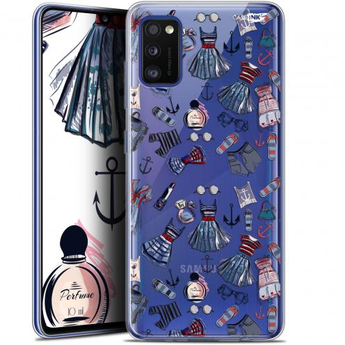 """Coque Gel Samsung Galaxy A41 (6.1"""") Extra Fine Motif - Fashionista"""