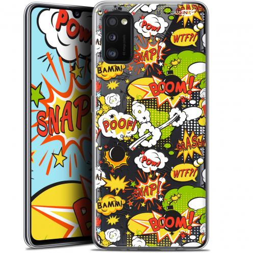 "Coque Gel Samsung Galaxy A41 (6.1"") Extra Fine Motif - Bim Bam Boom"