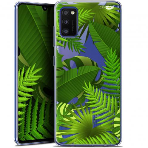 """Coque Gel Samsung Galaxy A41 (6.1"""") Extra Fine Motif - Plantes des Tropiques"""