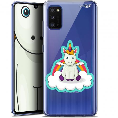"""Coque Gel Samsung Galaxy A41 (6.1"""") Extra Fine Motif - Bébé Licorne"""