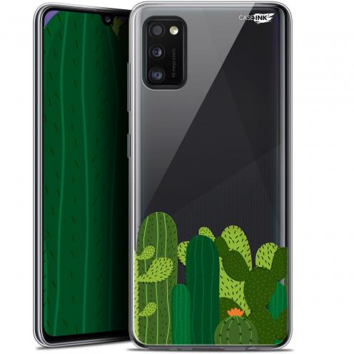 """Coque Gel Samsung Galaxy A41 (6.1"""") Extra Fine Motif - Cactus"""