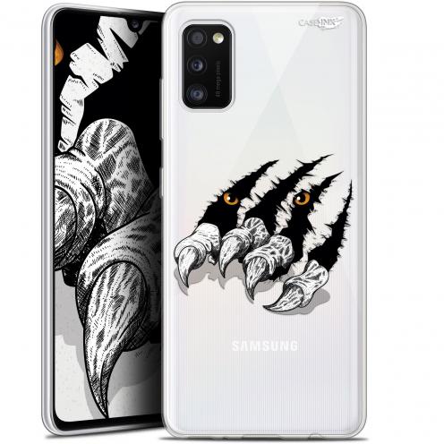 "Coque Gel Samsung Galaxy A41 (6.1"") Extra Fine Motif - Les Griffes"