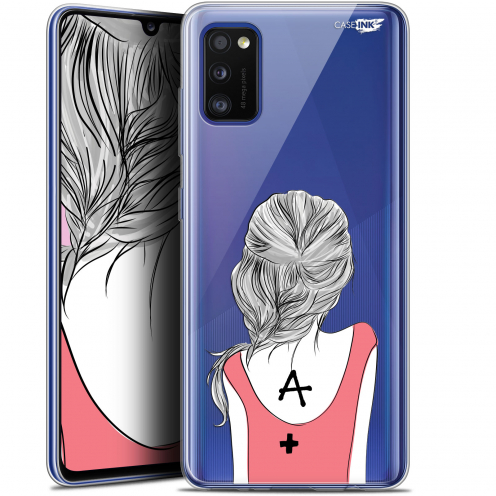 "Coque Gel Samsung Galaxy A41 (6.1"") Extra Fine Motif - See You"