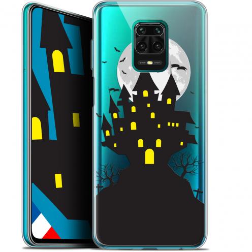 "Coque Gel Xiaomi Redmi Note 9S (6.67"") Extra Fine Halloween - Castle Scream"