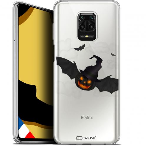 "Coque Gel Xiaomi Redmi Note 9S (6.67"") Extra Fine Halloween - Chauve Citrouille"