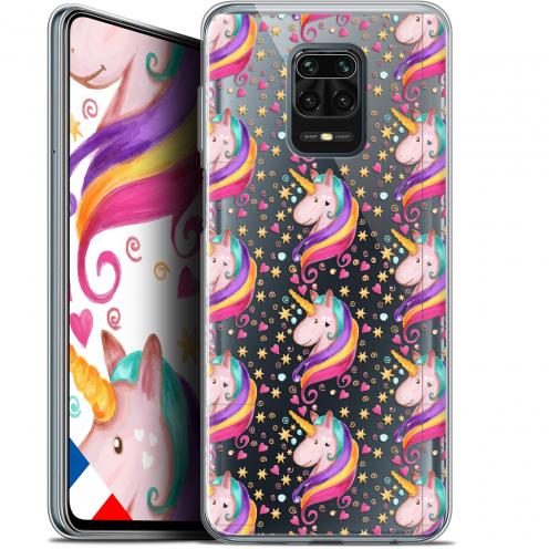"Coque Gel Xiaomi Redmi Note 9S (6.67"") Extra Fine Fantasia - Licorne Etoilée"