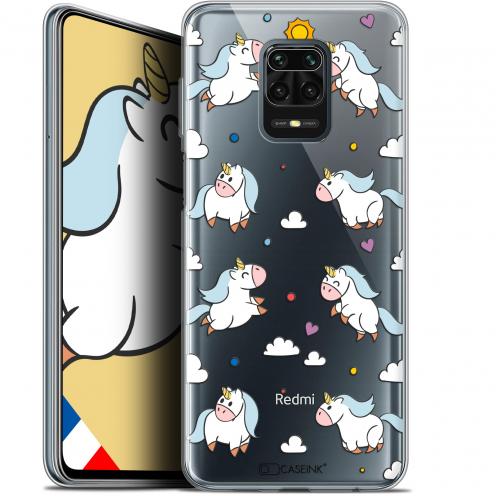 """Coque Gel Xiaomi Redmi Note 9S (6.67"""") Extra Fine Fantasia - Licorne In the Sky"""
