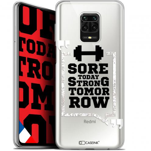 "Coque Gel Xiaomi Redmi Note 9S (6.67"") Extra Fine Quote - Strong Tomorrow"