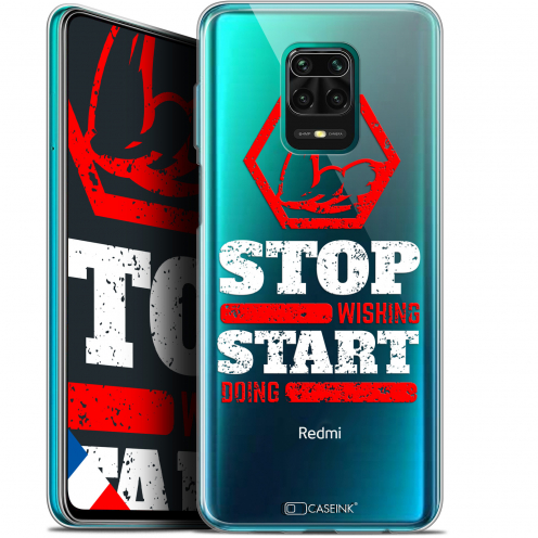 "Coque Gel Xiaomi Redmi Note 9S (6.67"") Extra Fine Quote - Start Doing"