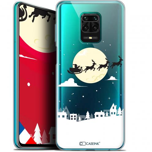 """Coque Gel Xiaomi Redmi Note 9S (6.67"""") Extra Fine Noël - Flying Stanta"""