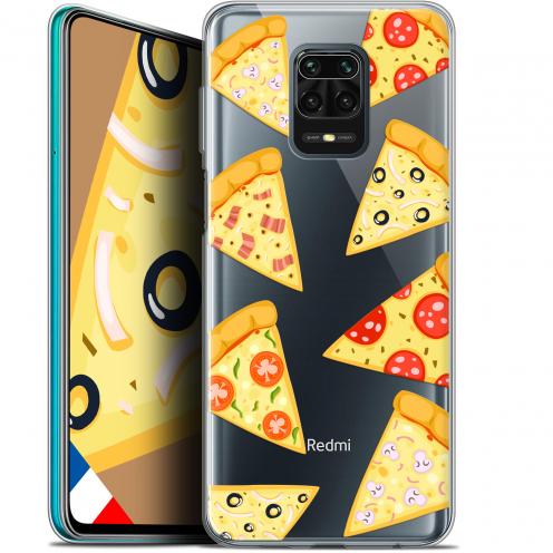"Coque Gel Xiaomi Redmi Note 9S (6.67"") Extra Fine Foodie - Pizza"