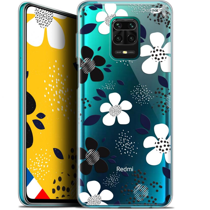 "Coque Gel Xiaomi Redmi Note 9S (6.67"") Extra Fine Motif - Marimeko Style"