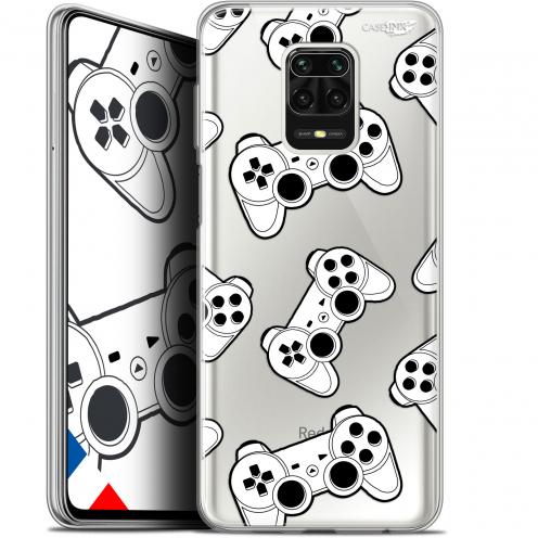 "Coque Gel Xiaomi Redmi Note 9S (6.67"") Extra Fine Motif - Game Play Joysticks"