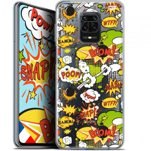 "Coque Gel Xiaomi Redmi Note 9S (6.67"") Extra Fine Motif - Bim Bam Boom"