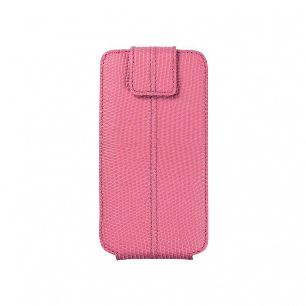 Housse cuir v ritable clapet rotative textra flippo for Housse iphone 4 cuir