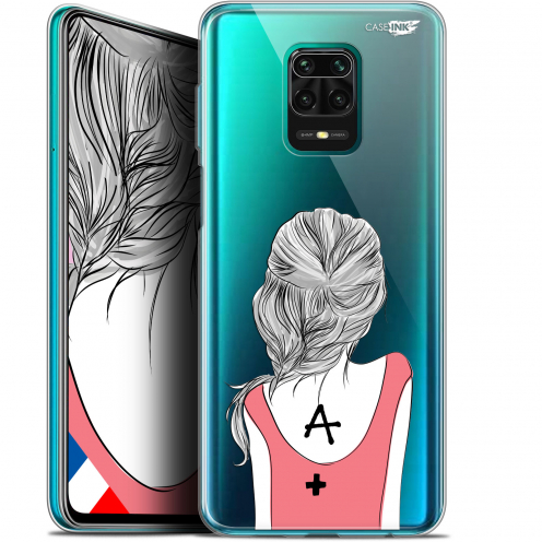 "Coque Gel Xiaomi Redmi Note 9S (6.67"") Extra Fine Motif - See You"