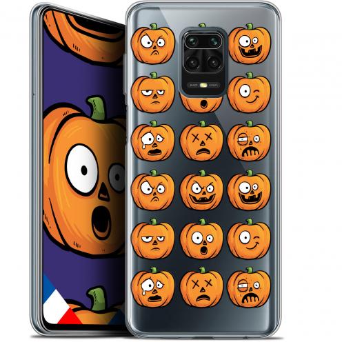 "Coque Gel Xiaomi Redmi Note 9 PRO (6.67"") Extra Fine Halloween - Cartoon Citrouille"
