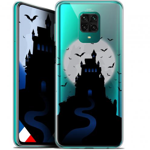 "Coque Gel Xiaomi Redmi Note 9 PRO (6.67"") Extra Fine Halloween - Castle Nightmare"
