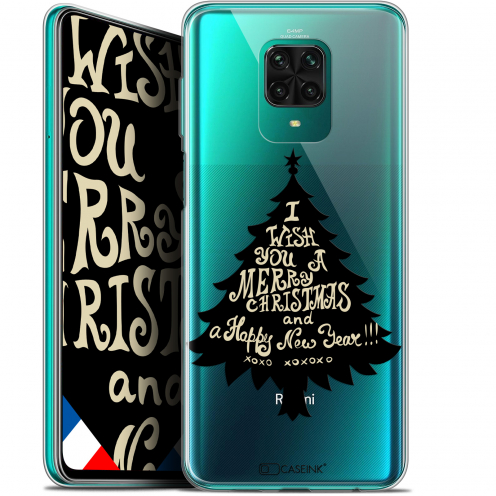 "Coque Gel Xiaomi Redmi Note 9 PRO (6.67"") Extra Fine Noël - XOXO Tree"