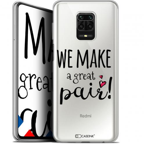"Coque Gel Xiaomi Redmi Note 9 PRO (6.67"") Extra Fine Love - We Make Great Pair"
