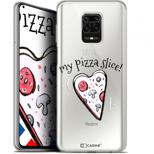 """Coque Gel Xiaomi Redmi Note 9 PRO (6.67"""") Extra Fine Love - My Pizza Slice"""