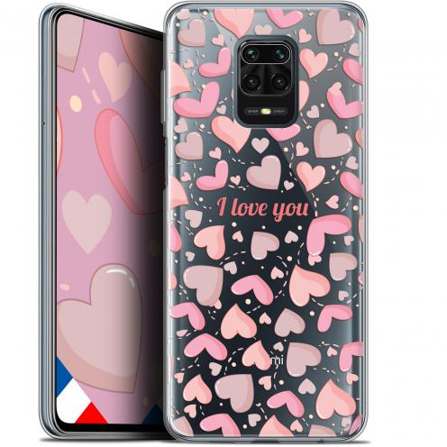 "Coque Gel Xiaomi Redmi Note 9 PRO (6.67"") Extra Fine Love - I Love You"