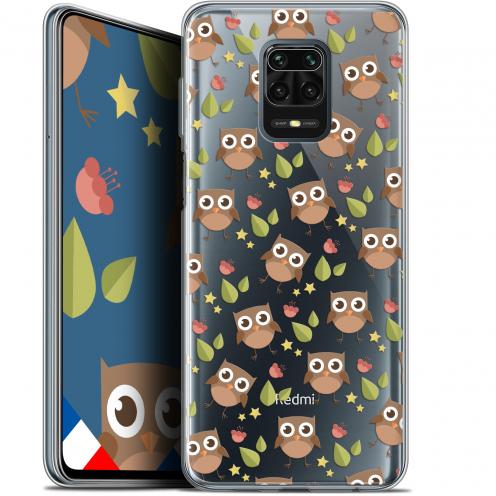 "Coque Gel Xiaomi Redmi Note 9 PRO (6.67"") Extra Fine Summer - Hibou"