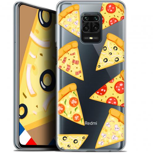 "Coque Gel Xiaomi Redmi Note 9 PRO (6.67"") Extra Fine Foodie - Pizza"