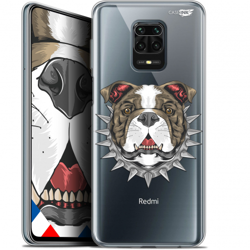 "Coque Gel Xiaomi Redmi Note 9 PRO (6.67"") Extra Fine Motif - Doggy"