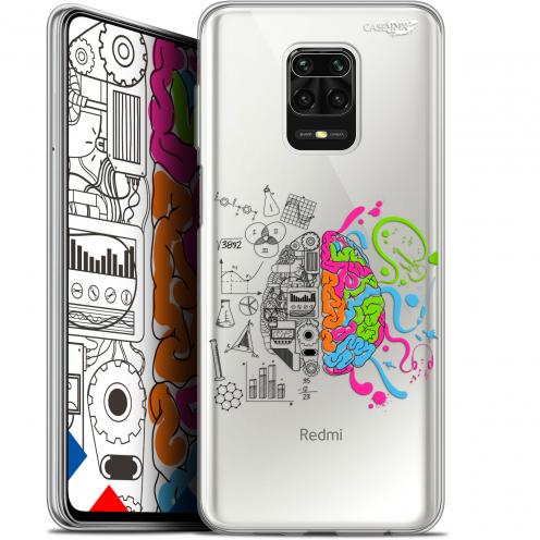 "Coque Gel Xiaomi Redmi Note 9 PRO (6.67"") Extra Fine Motif - Le Cerveau"