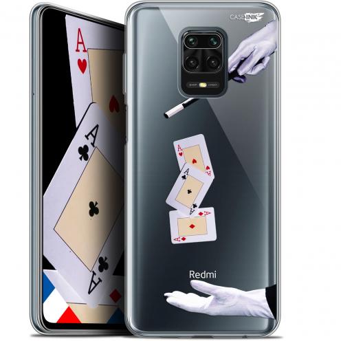 """Coque Gel Xiaomi Redmi Note 9 PRO (6.67"""") Extra Fine Motif - Cartes Magiques"""