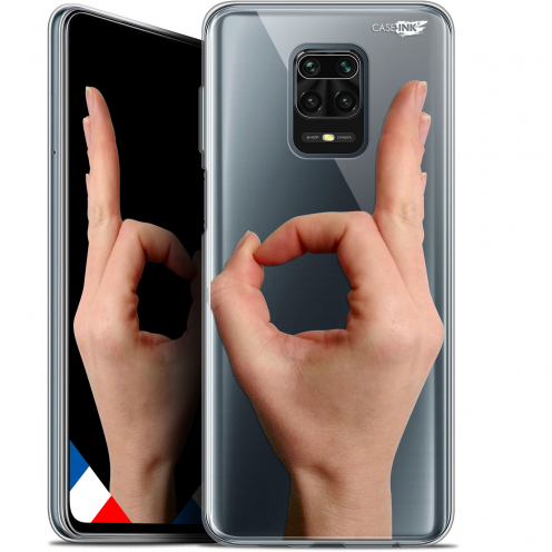 "Coque Gel Xiaomi Redmi Note 9 PRO (6.67"") Extra Fine Motif - Le Jeu du Rond"