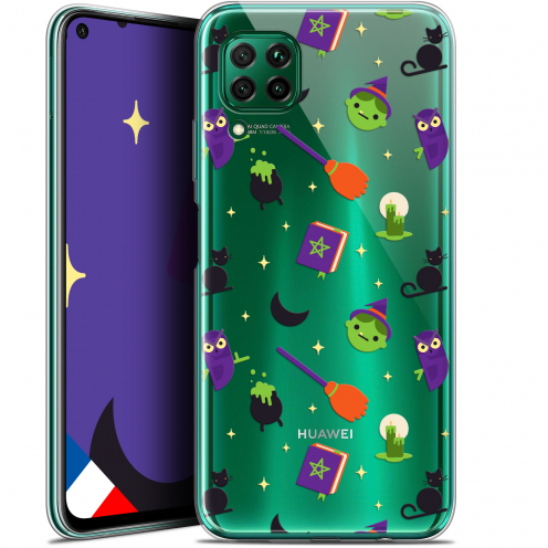 "Coque Gel Huawei P40 Lite (6.4"") Extra Fine Halloween - Witch Potter"
