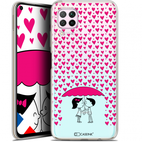 "Coque Gel Huawei P40 Lite (6.4"") Extra Fine Love - Pluie d'Amour"