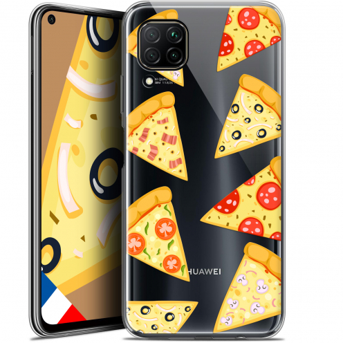 """Coque Gel Huawei P40 Lite (6.4"""") Extra Fine Foodie - Pizza"""