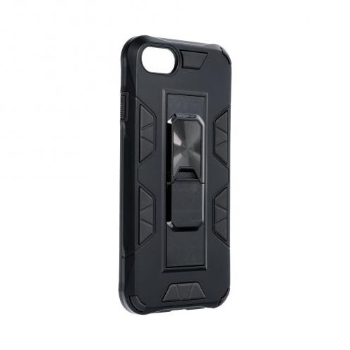 Coque Antichoc DEFENDER Magnet Stand pour iPhone 6 / 7 / 8 / SE 2020 Noir